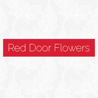 Red Door Flowers